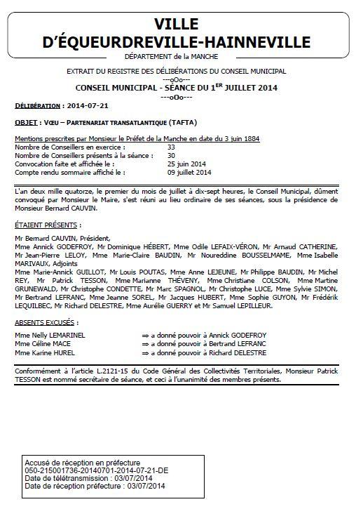 Equeurdreville-Hainneville motion tafta 1