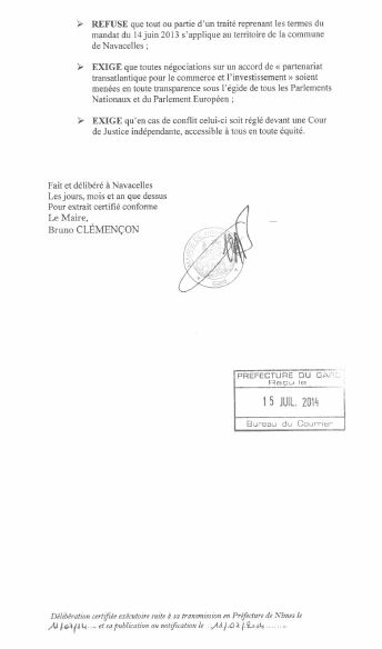 Navacelles motion Tafta 2