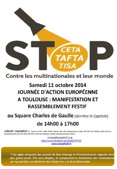 11 octobre toulouse 2