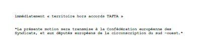 département 64 motion tafta 3