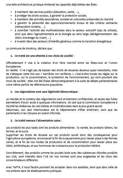 Montroy motion tafta 2