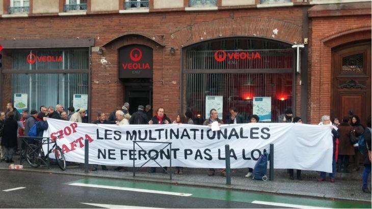 VEOLIA Stoptafta 31 Toulouse