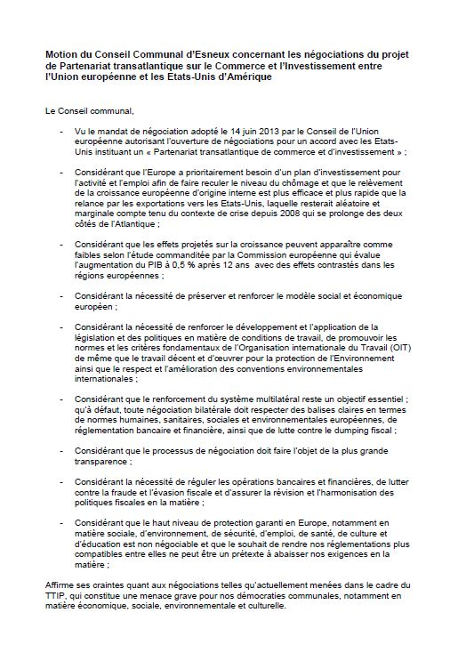 esneux belgique motion tafta 1