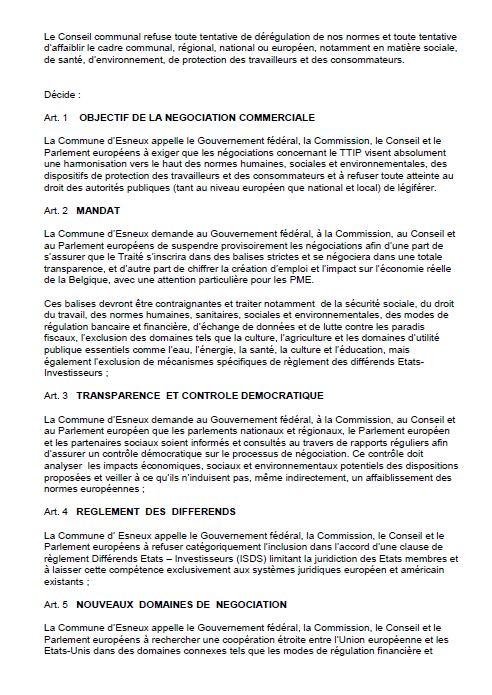 esneux belgique motion tafta 2