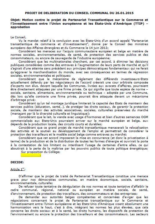 jalhay belgique motion tafta 1