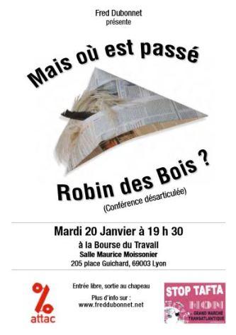 Lyon 20 janvier 2015